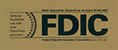 FDIC Insured